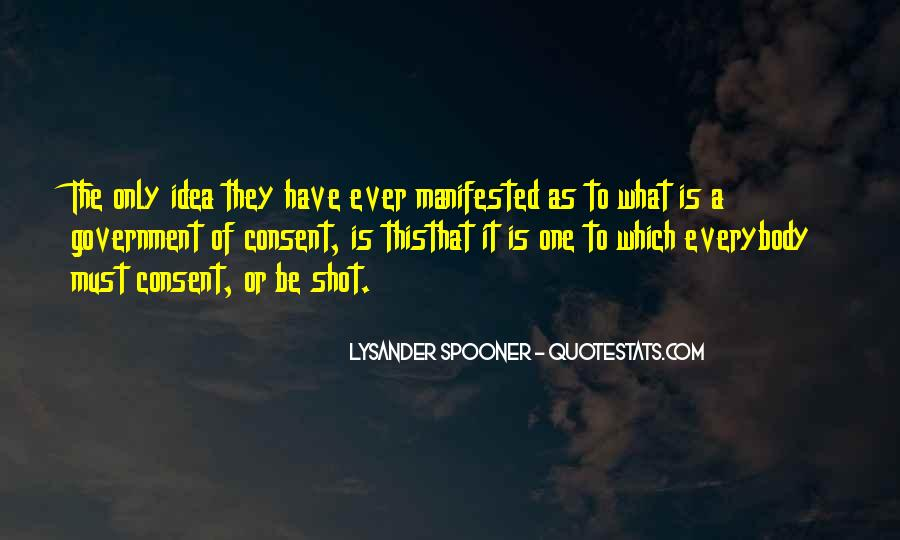 Lysander Quotes #1666161