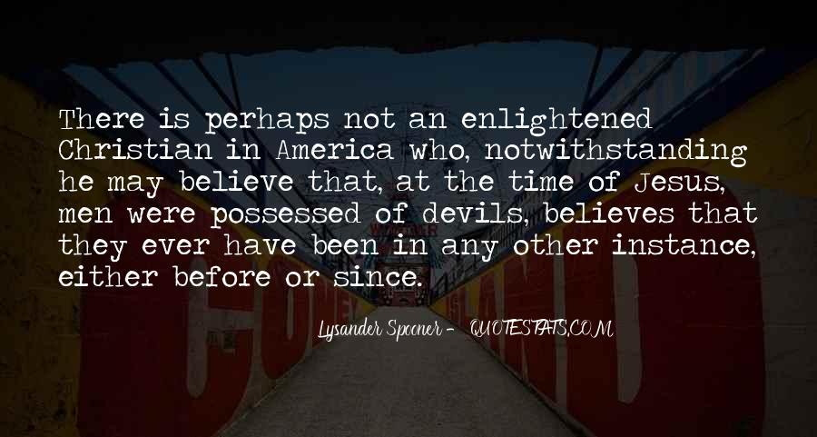 Lysander Quotes #1679430