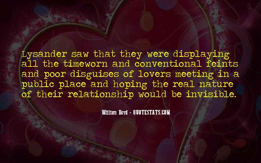 Lysander Quotes #345491