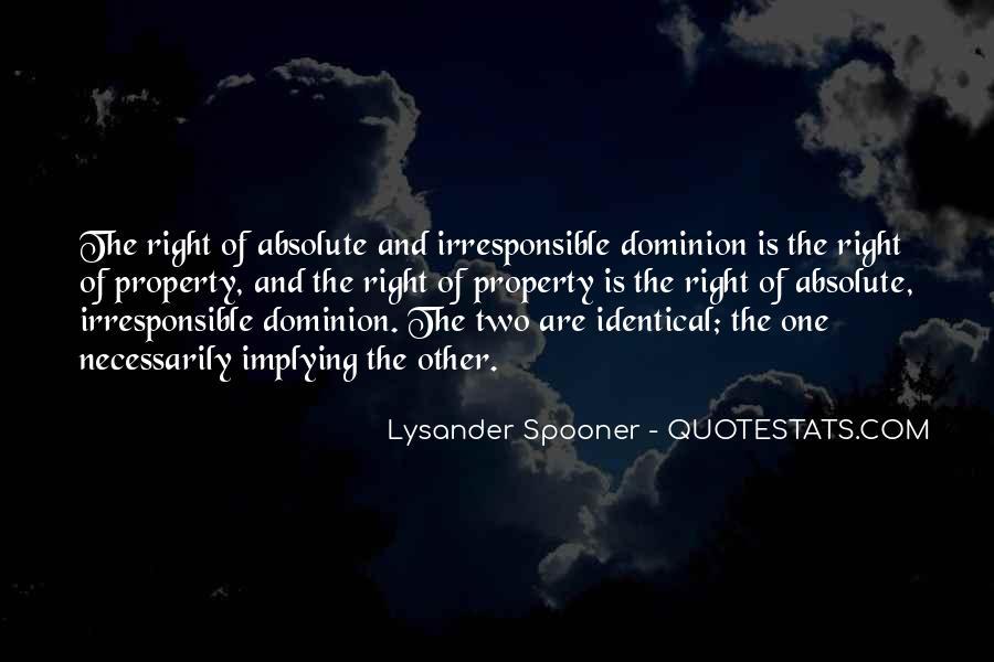 Lysander Quotes #44616