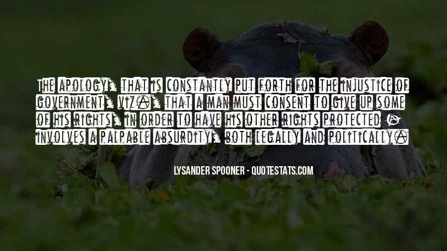 Lysander Quotes #658714