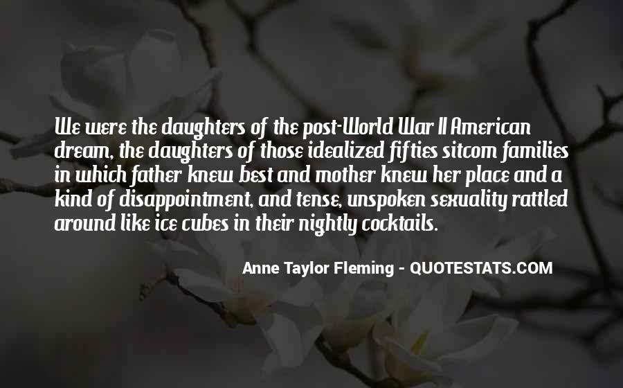 Quotes About Daughter And Father #1046198