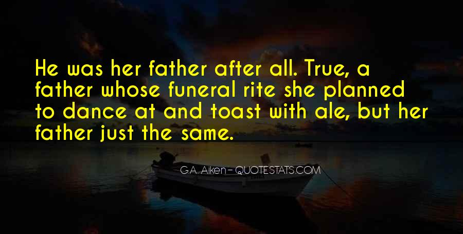 Quotes About Daughter And Father #52497