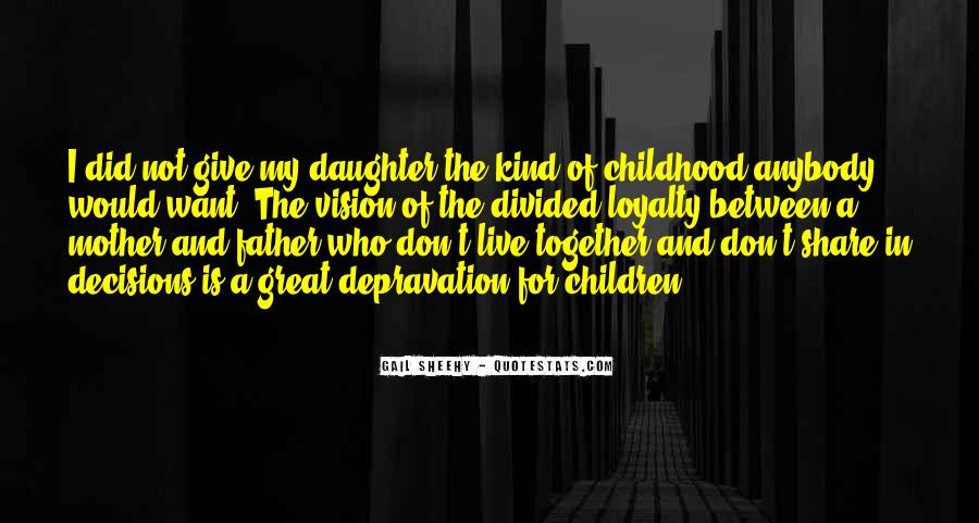 Quotes About Daughter And Father #80127