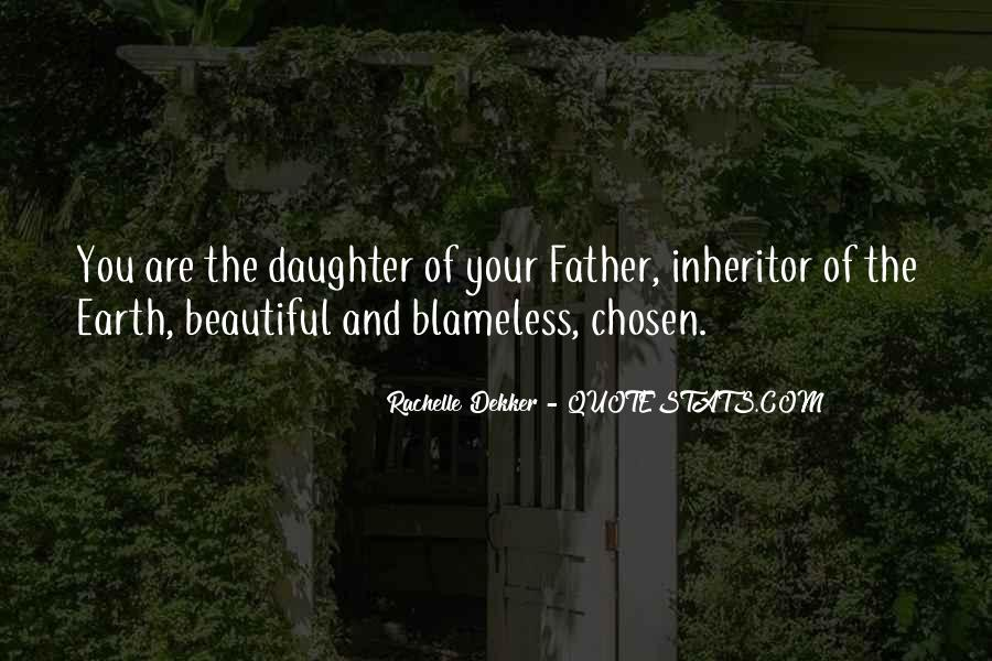 Quotes About Daughter And Father #849874