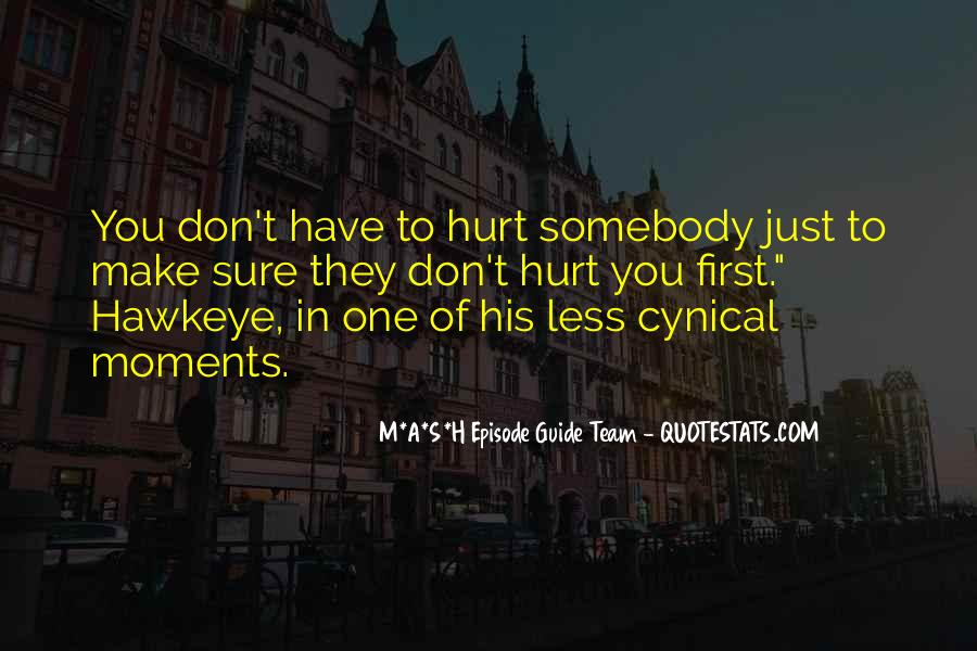 M A S H Quotes #847458