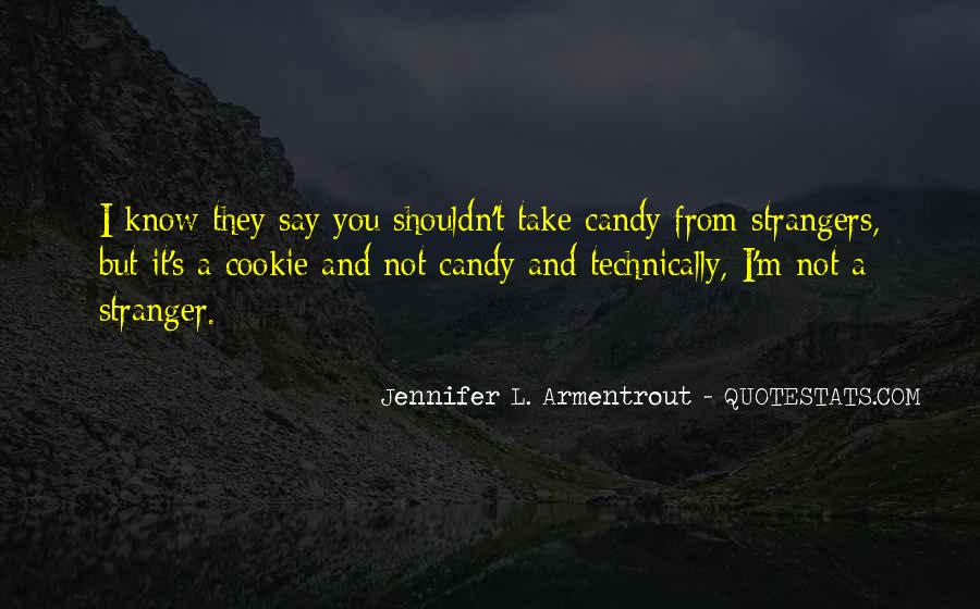 M And M Candy Quotes #1758872
