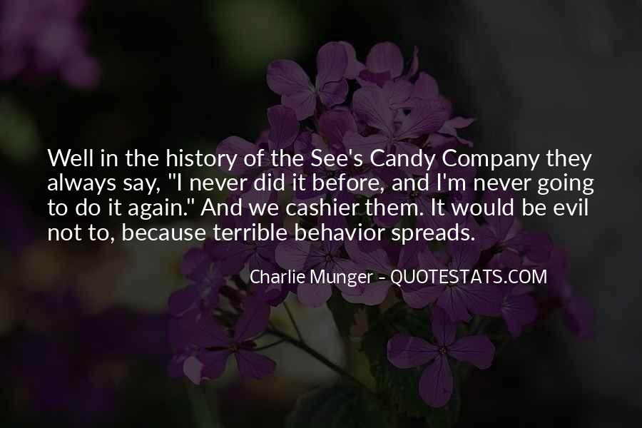 M And M Candy Quotes #239499