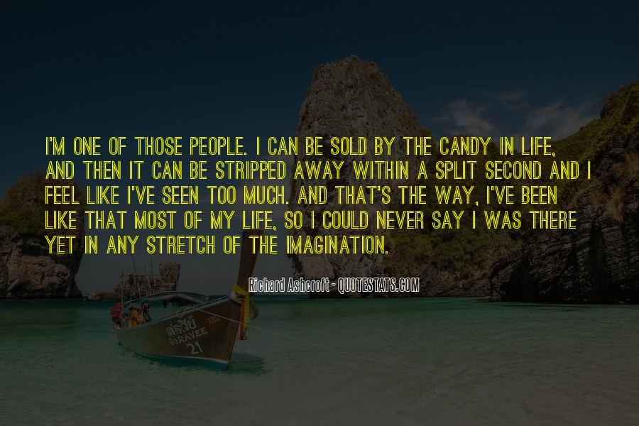 M And M Candy Quotes #30276