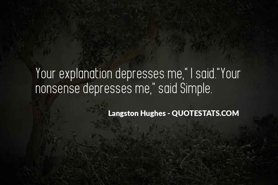 M Langston Quotes #14760
