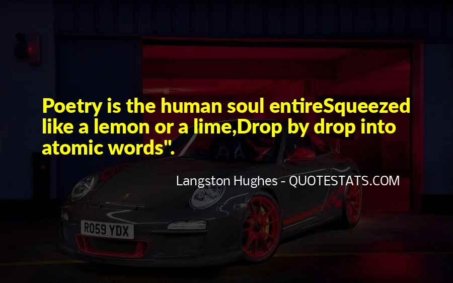 M Langston Quotes #177533