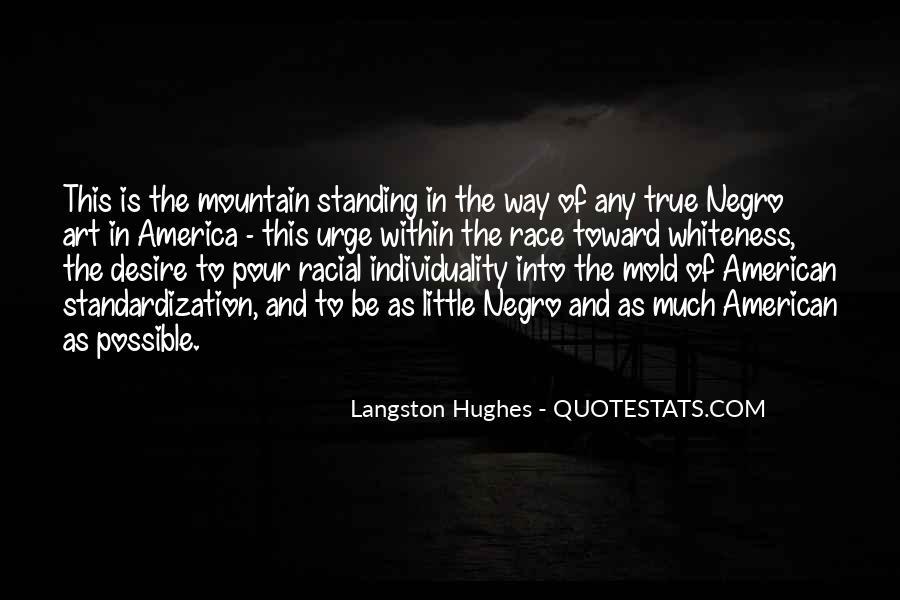 M Langston Quotes #207248