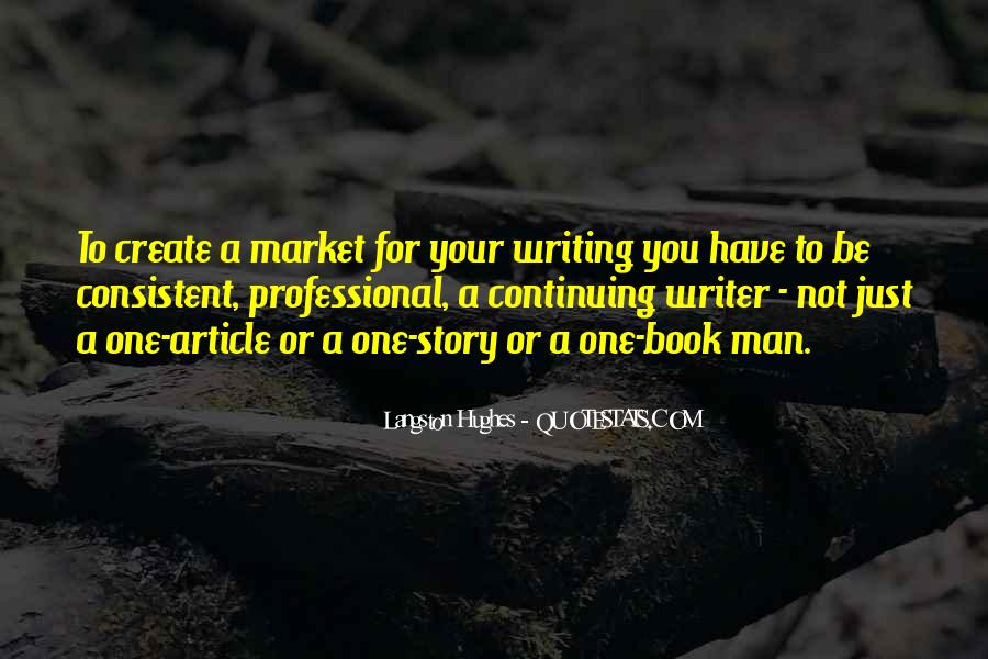 M Langston Quotes #208177
