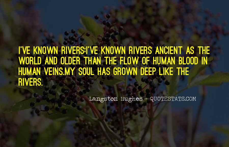 M Langston Quotes #215377