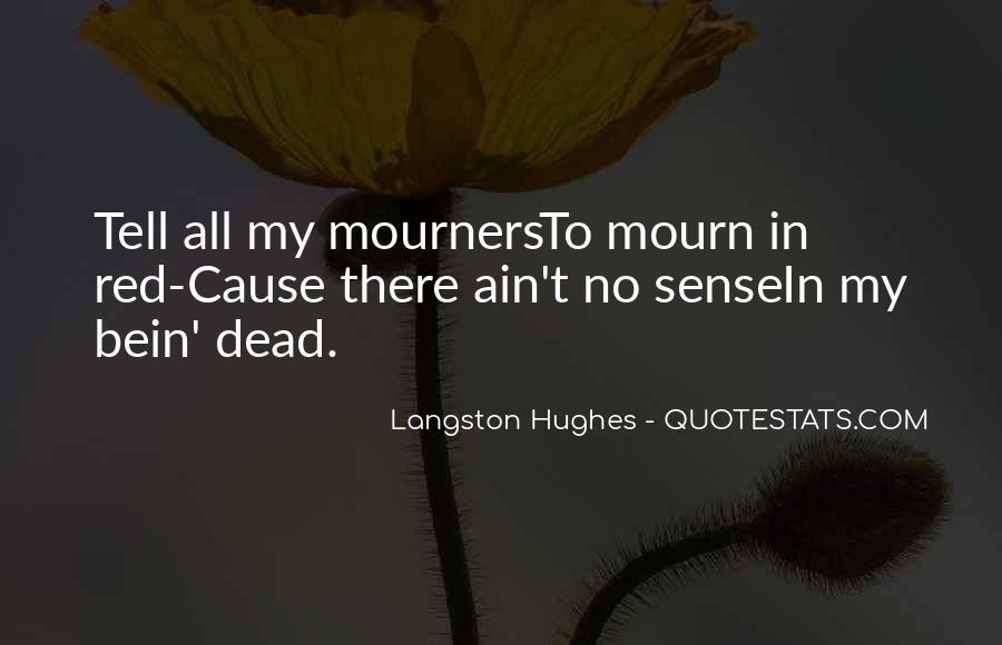 M Langston Quotes #26178