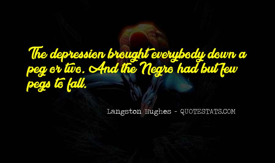 M Langston Quotes #348193