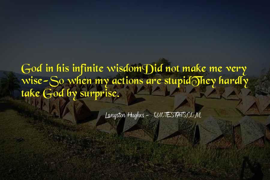 M Langston Quotes #418179