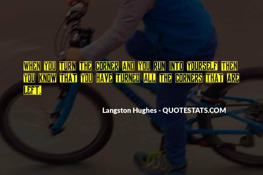 M Langston Quotes #456521