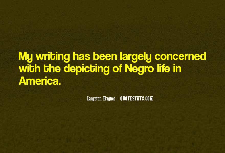M Langston Quotes #515869