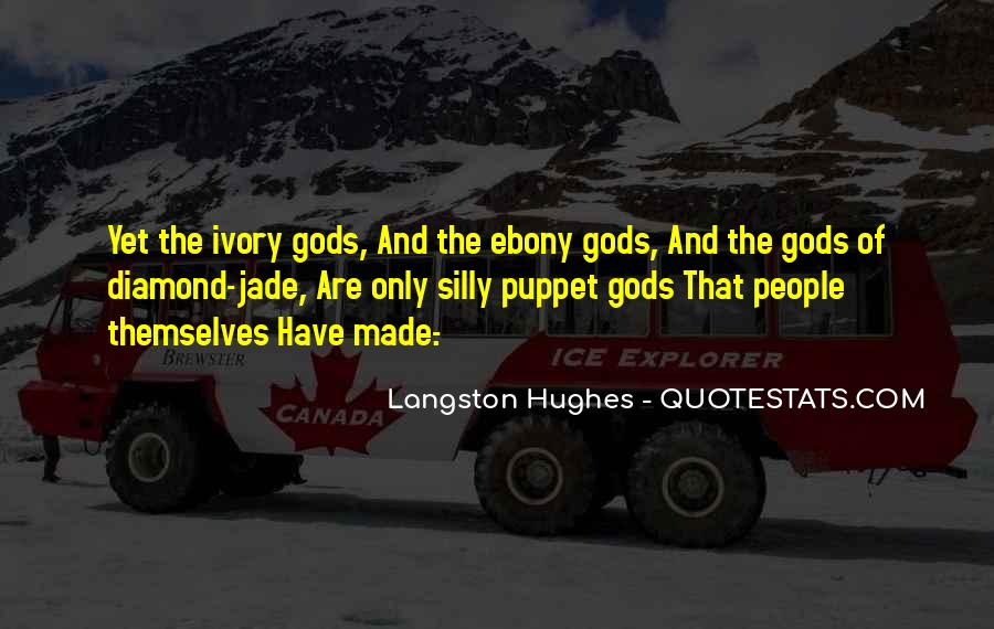 M Langston Quotes #53237
