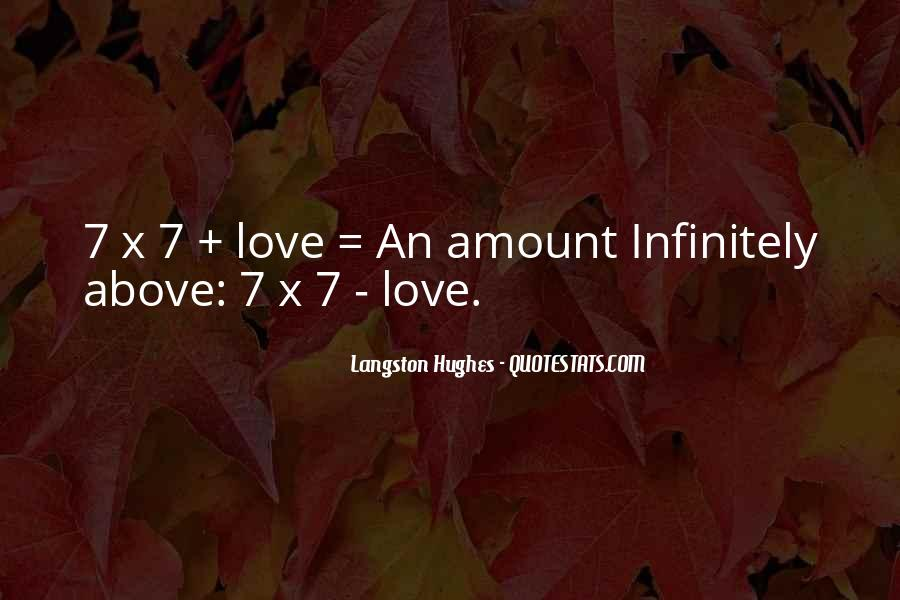 M Langston Quotes #547220