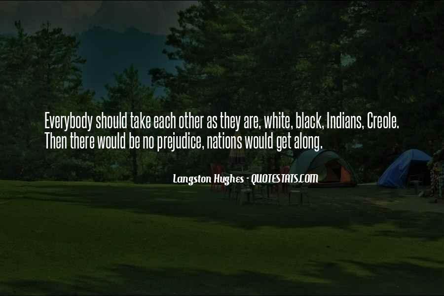 M Langston Quotes #575304