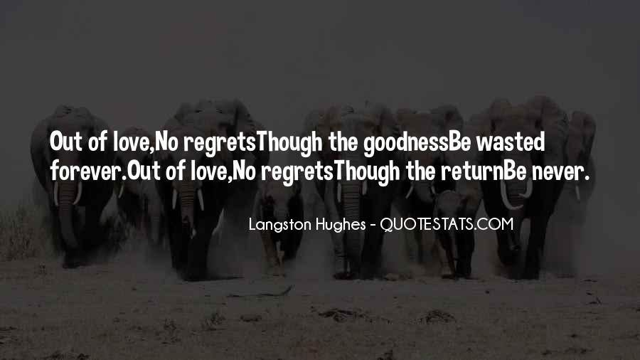 M Langston Quotes #701836