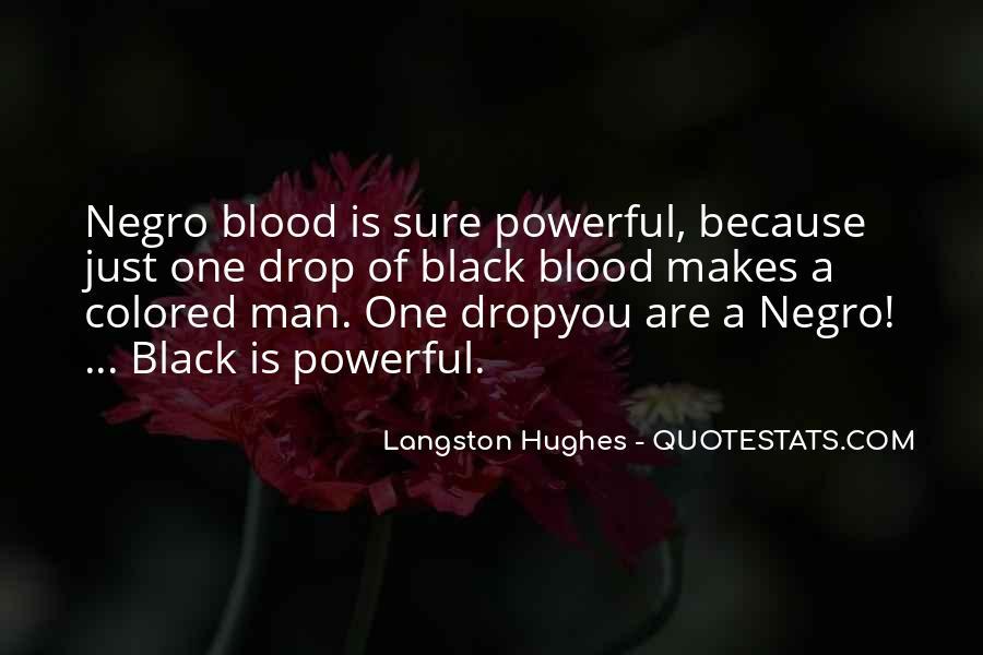 M Langston Quotes #707944