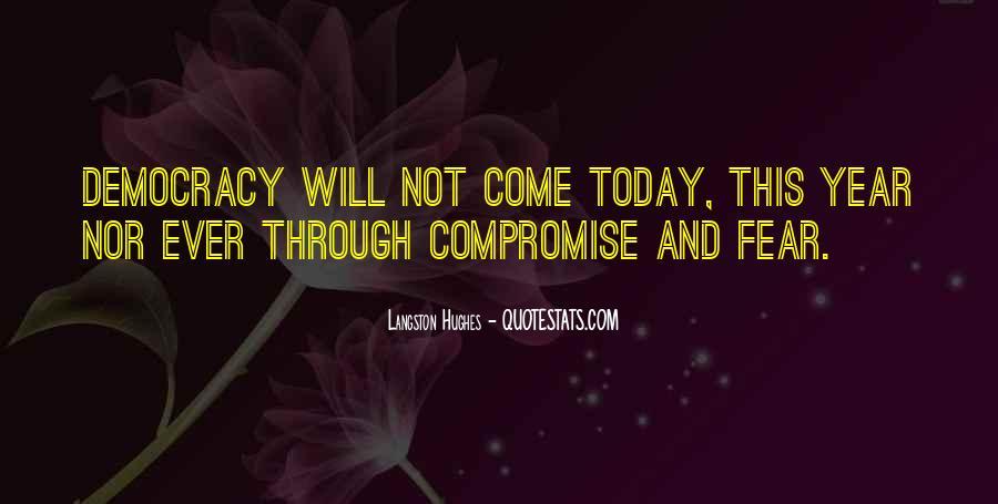 M Langston Quotes #731461