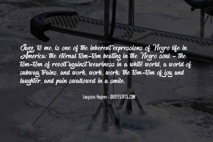 M Langston Quotes #799368