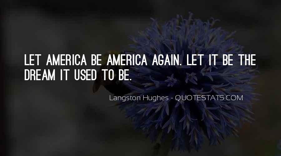 M Langston Quotes #840790
