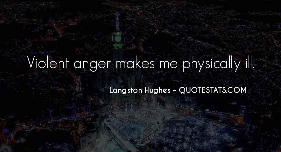 M Langston Quotes #899968