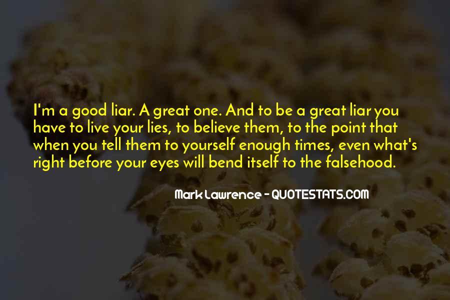 M'aiq The Liar Quotes #1176771