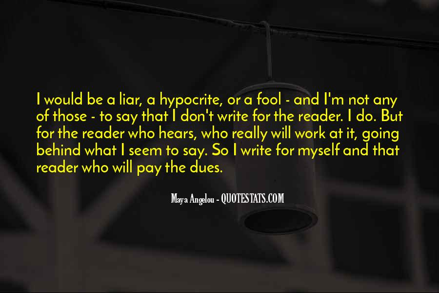 M'aiq The Liar Quotes #1475769