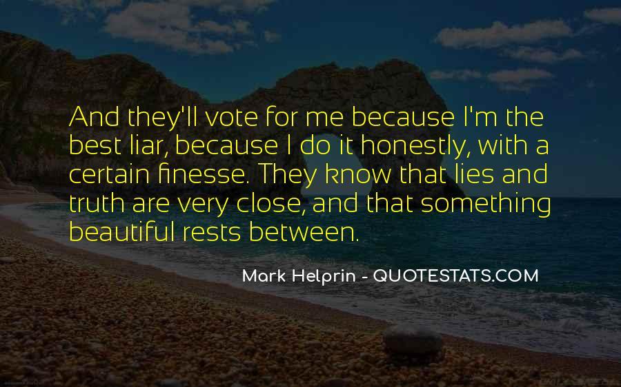 M'aiq The Liar Quotes #1671993