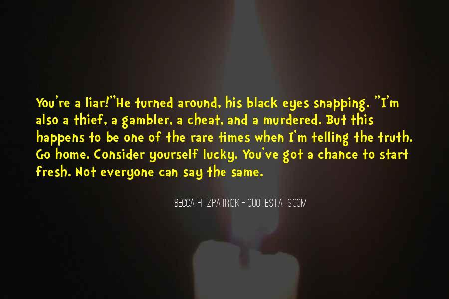 M'aiq The Liar Quotes #1825987
