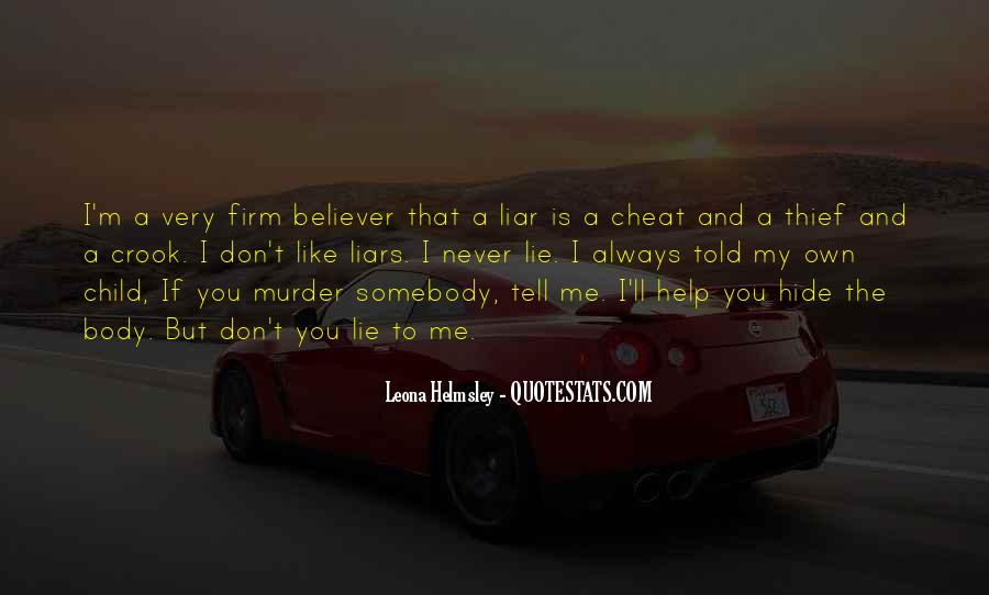M'aiq The Liar Quotes #1866039