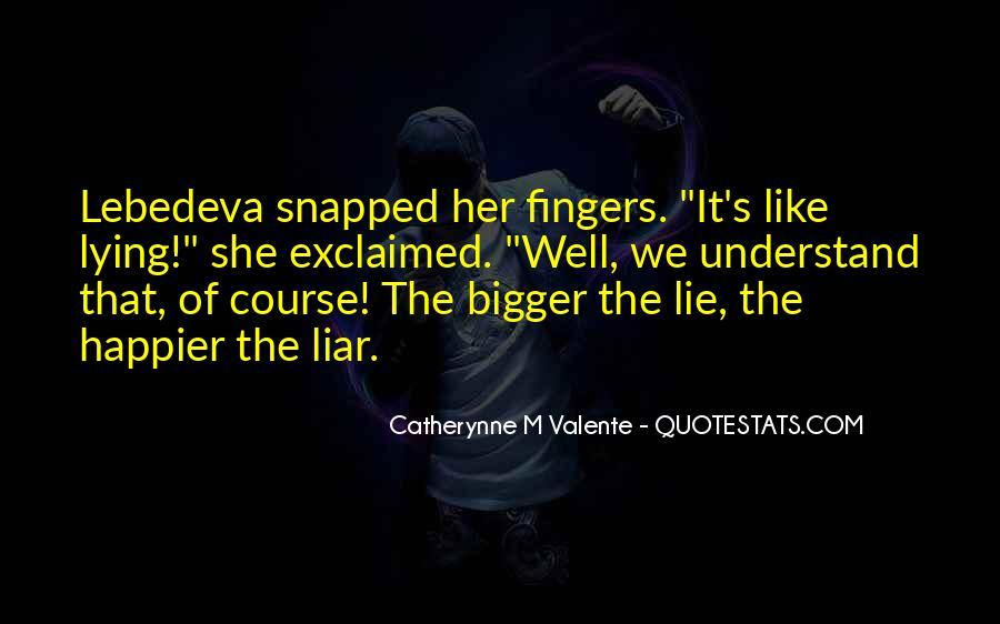 M'aiq The Liar Quotes #351153
