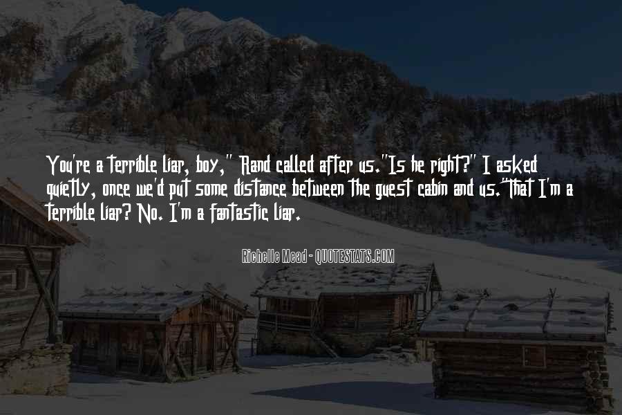 M'aiq The Liar Quotes #59804
