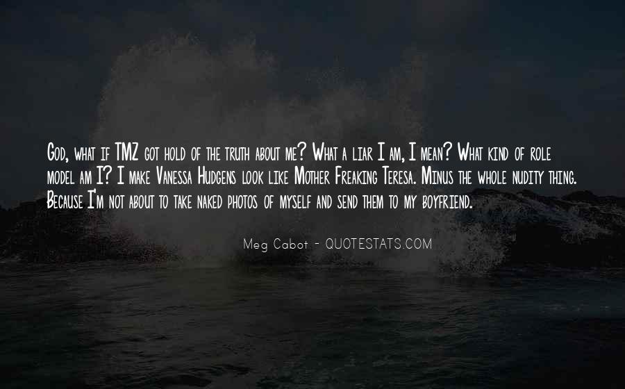 M'aiq The Liar Quotes #841320