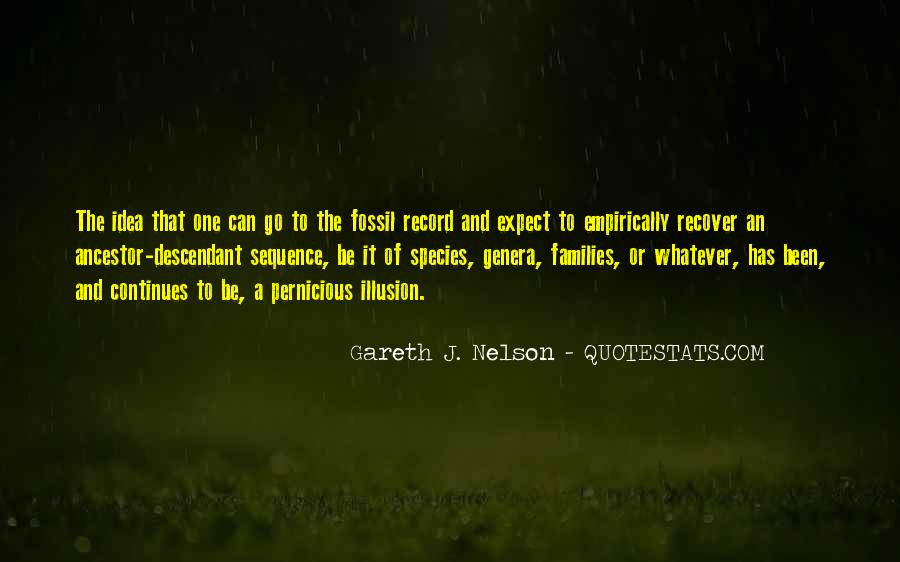 Quotes About Darwin Fossil Record #684459