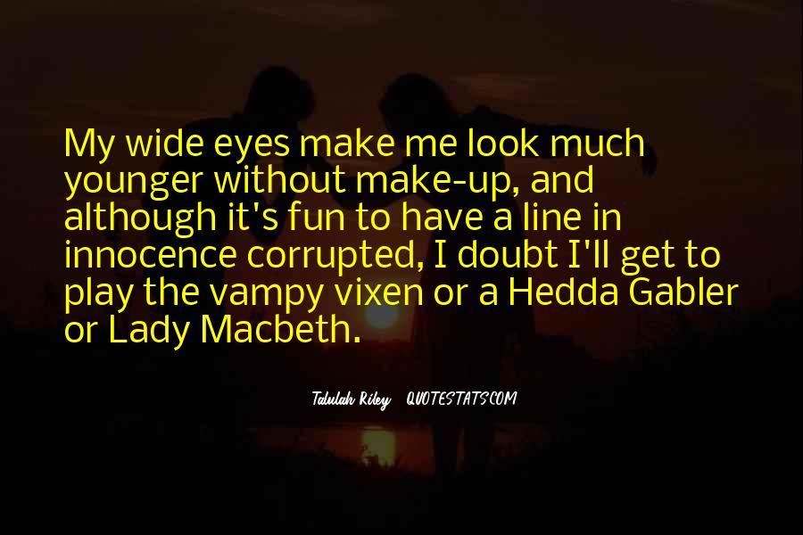 Macbeth's Quotes #1055748