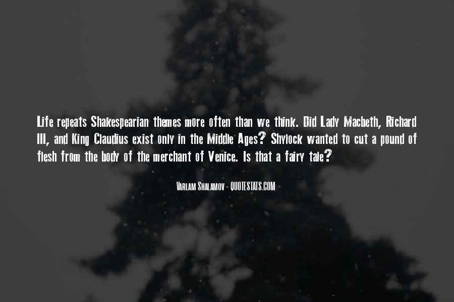 Macbeth's Quotes #112479