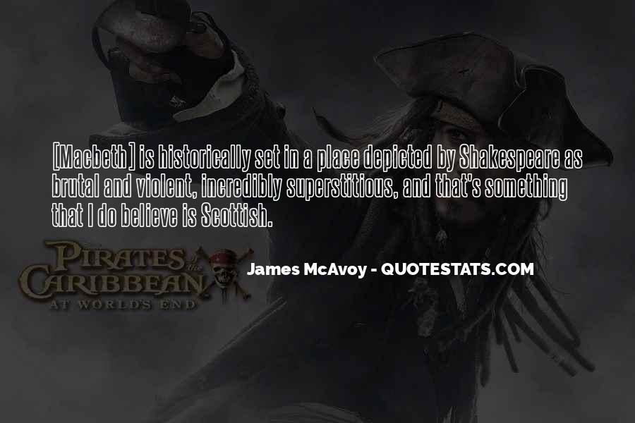 Macbeth's Quotes #1357309