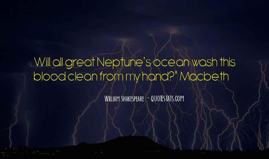 Macbeth's Quotes #1389424