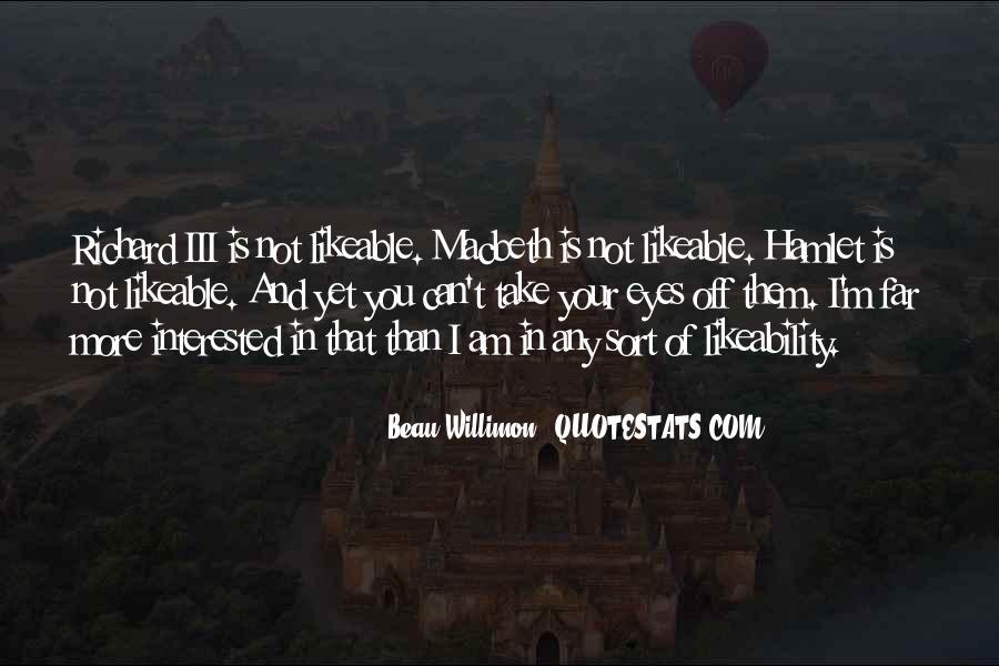 Macbeth's Quotes #159369