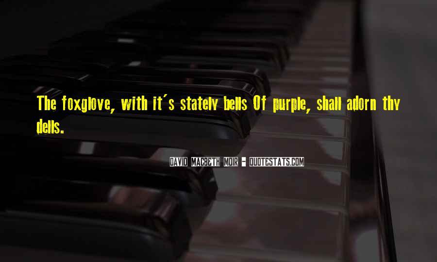 Macbeth's Quotes #259988