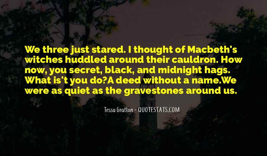 Macbeth's Quotes #273440