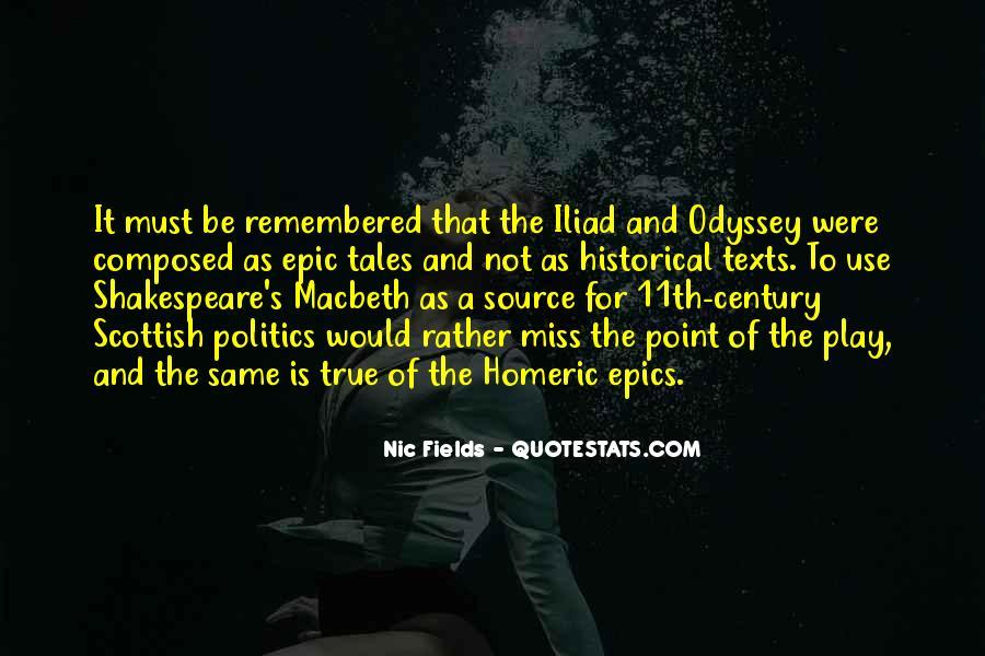 Macbeth's Quotes #30878