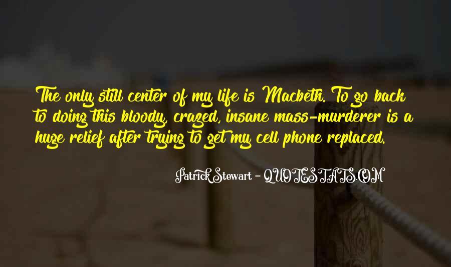 Macbeth's Quotes #330994
